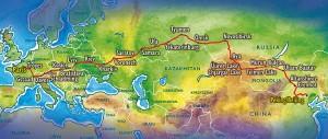 Le Rallye étape par étape : 12.247 km à parcourir en 1 mois ! dans 3 - ITINERAIRE 705x300_crop-300x127